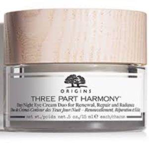 Three Part Harmony Day & Night Eye Cream New